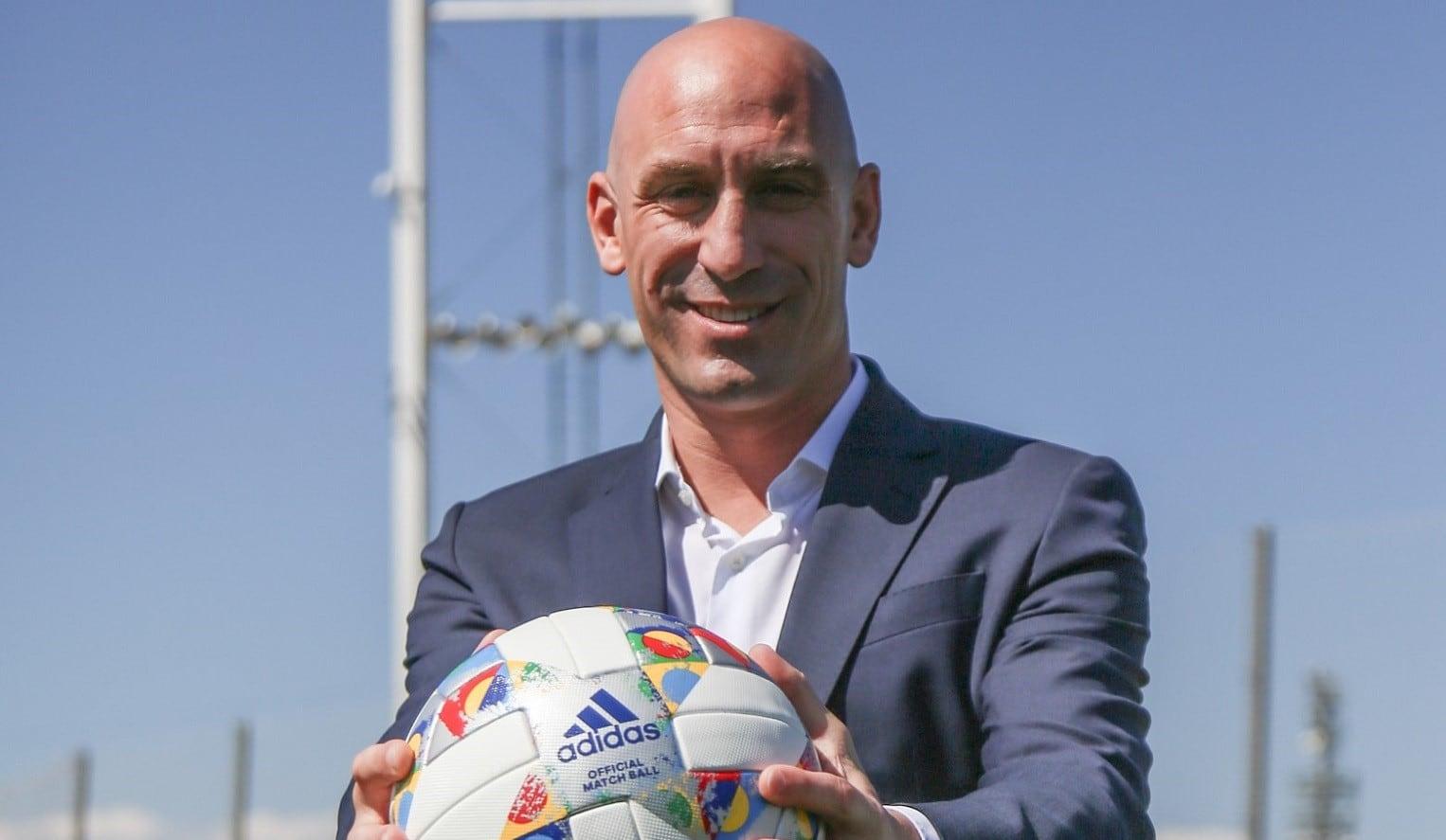 """Luis Rubiales: """"Tenemos que replantearnos una competición que está perdiendo interés"""""""