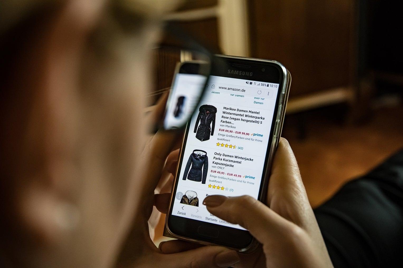 Seis de cada diez compras online se hacen ya con el móvil