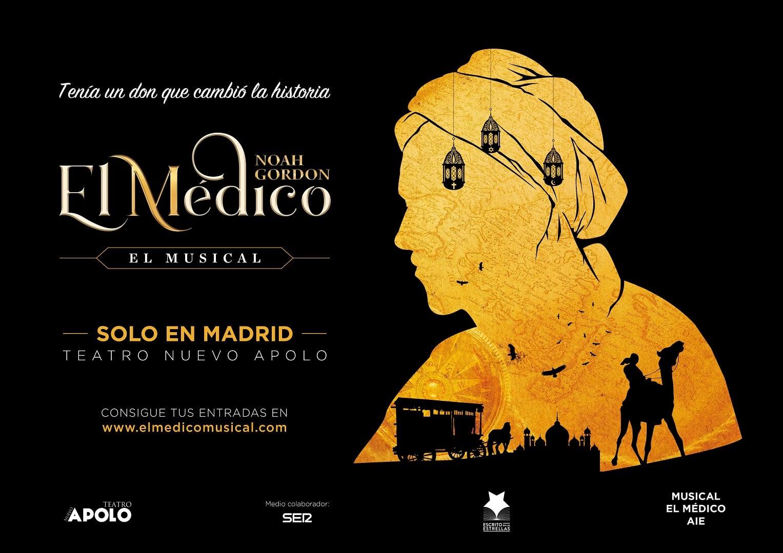 El médico, la primera superproducción teatral de España