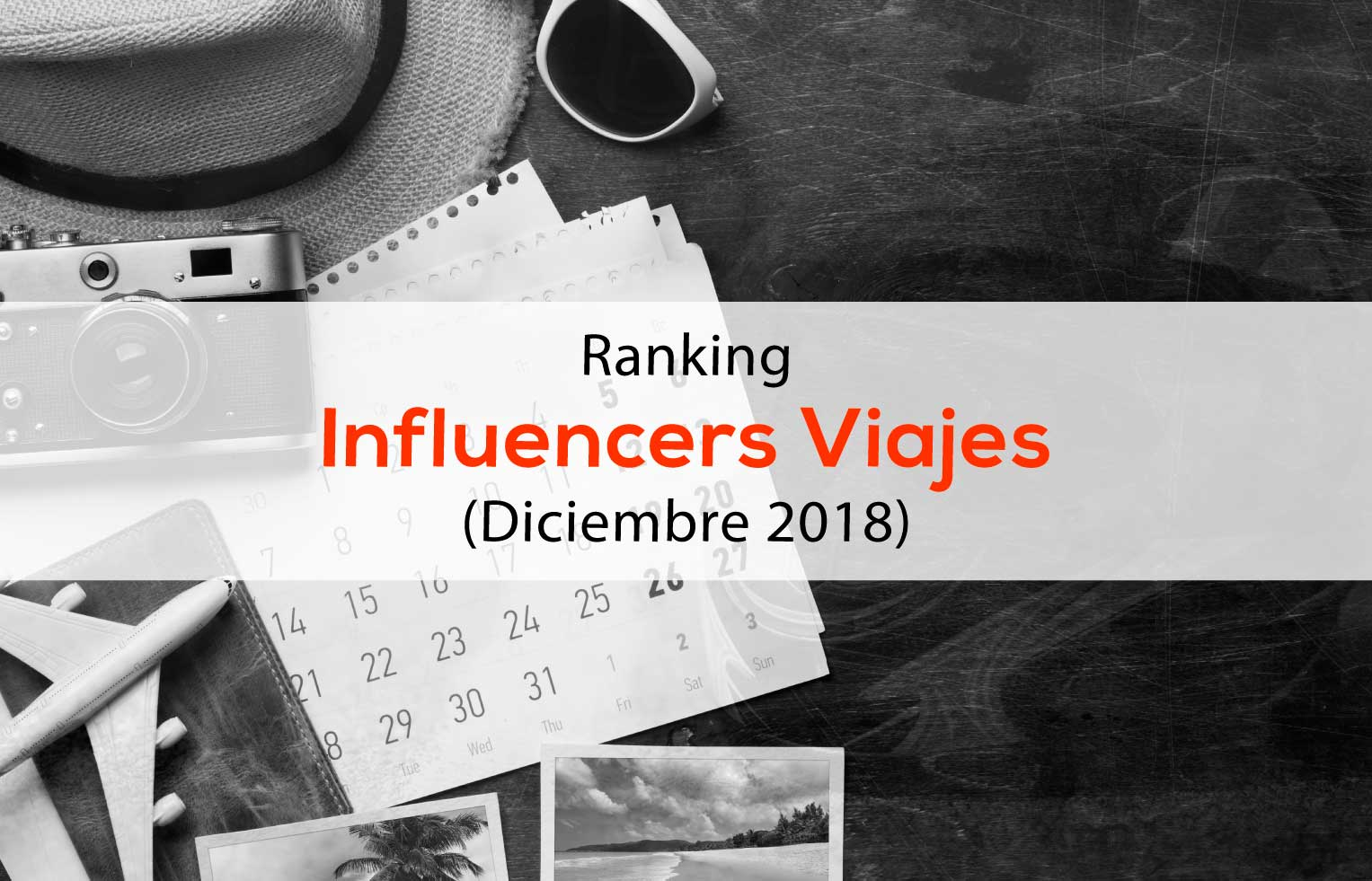 Top Influencers – Influencers Viajes