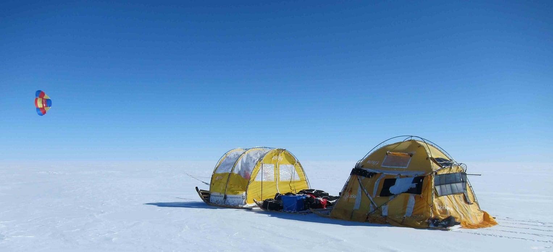 La expedición española Antártida Inexplorada 2018-2019 alcanza una base antártica abandonada hace 50 años