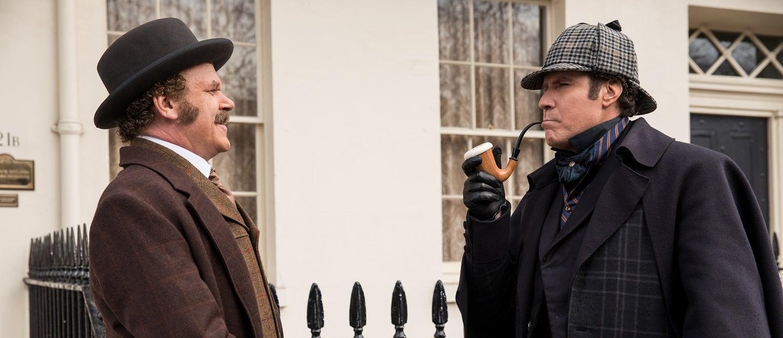 Tras la pista de Sherlock Holmes