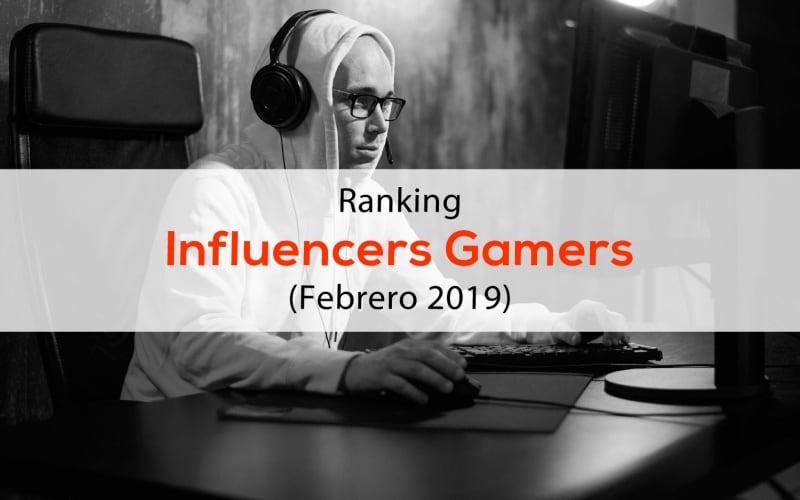 <i>Ranking Influencers Gamers</i>