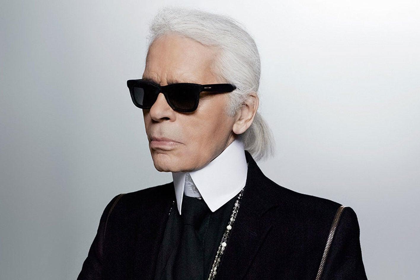Karl Lagerfeld, adiós al káiser de la moda