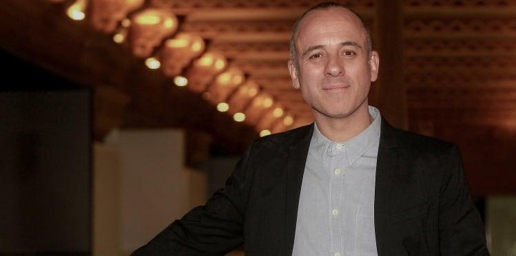 Javier Gutiérrez, para revista Influencers