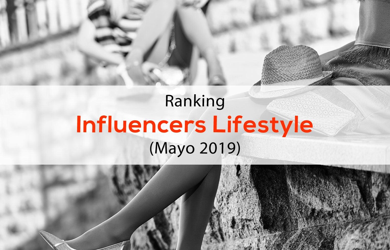 Ranking Influencers Lifestyle