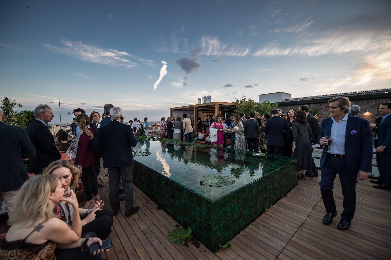Bless Hotel Madrid celebra el lujo hedonista