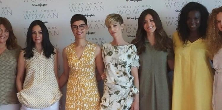 """62799f398 Todas somos woman"""", la campaña feminista de El Corte Inglés ..."""