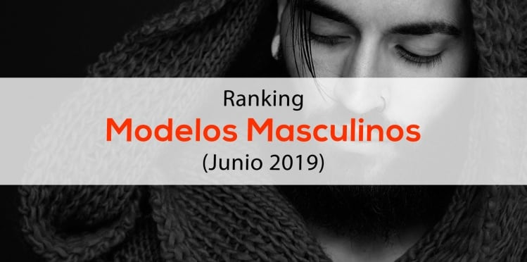 Ranking Influerncers Modelos masculinos