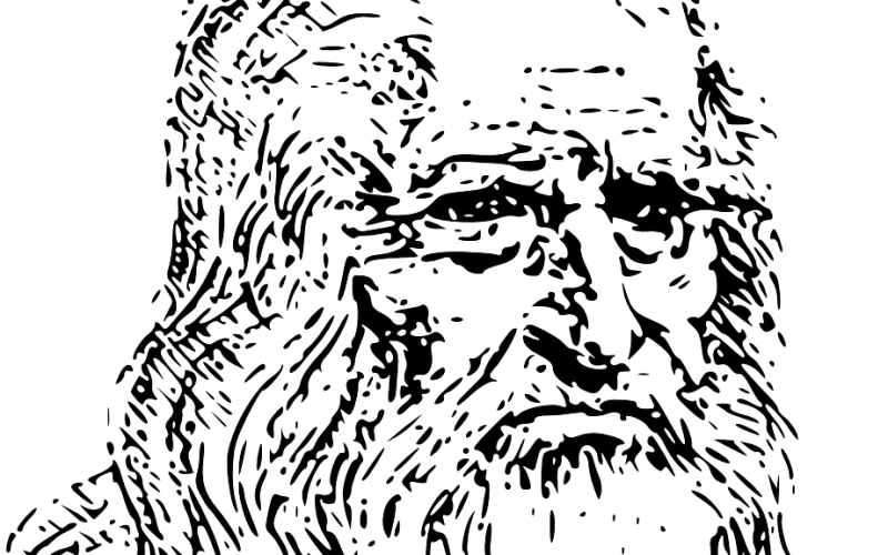 <i>Influencers</i> que cambiaron el mundo: Leonardo da Vinci