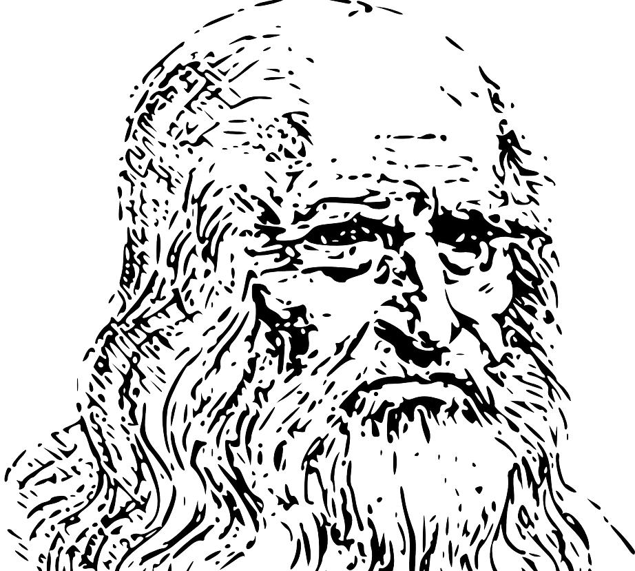 Influencers que cambiaron el mundo: Leonardo da Vinci