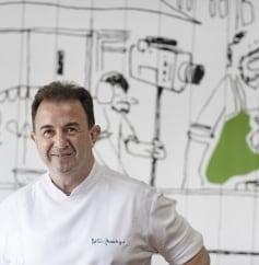 Martín Berasategui para revista Influencers