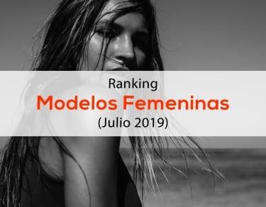 Ranking Influencers modelos femeninas