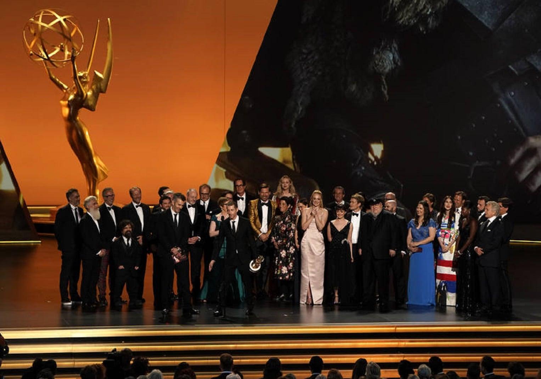 Tres Emmys para Chernobyl