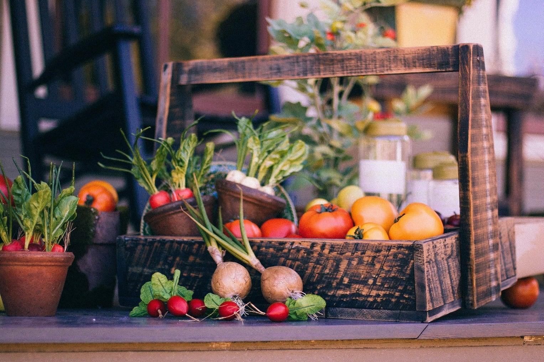 Gastronomía verde