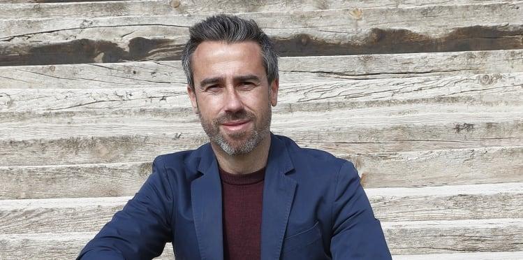 Jorge Vilda para revista Influencerse