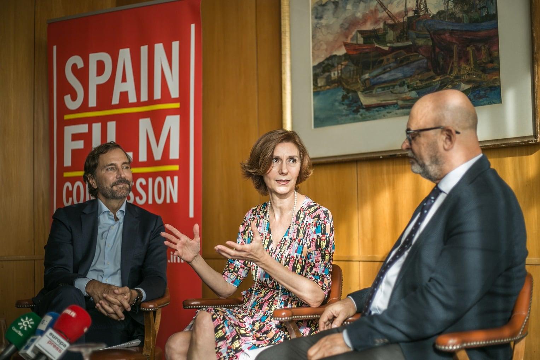 Cine americano y España