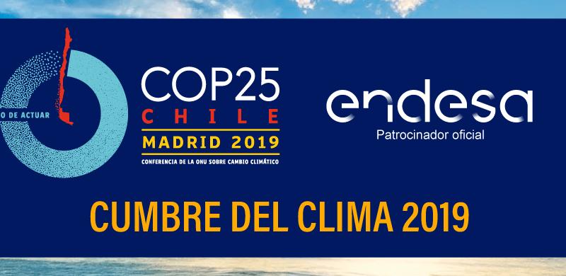 Una COP25 respetuosa con el clima