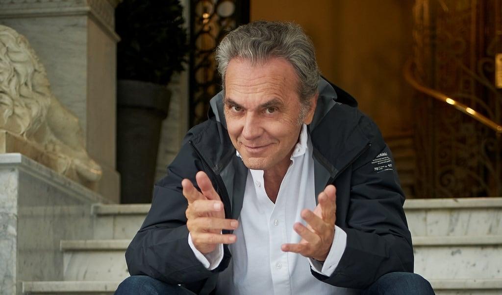 José Coronado, para revista Influencers