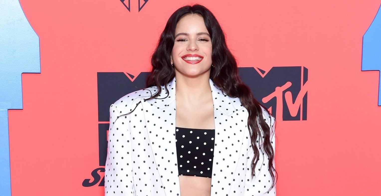 Rosalía y sus MTV EMA 2019