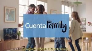 Publicidad subliminal en la cuenta Family