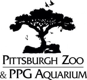 Logotipo del zoo de Pittsburgh