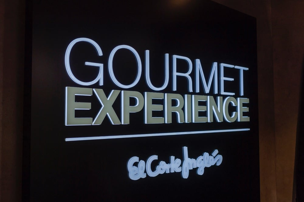 Gourmet Experience de Goya