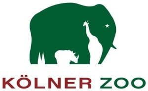 Logotipo del zoo de Colonia