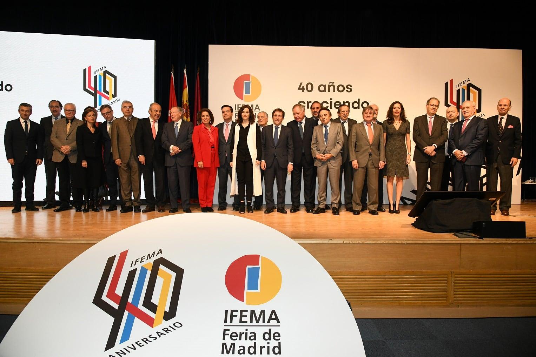 IFEMA cumple 40 años