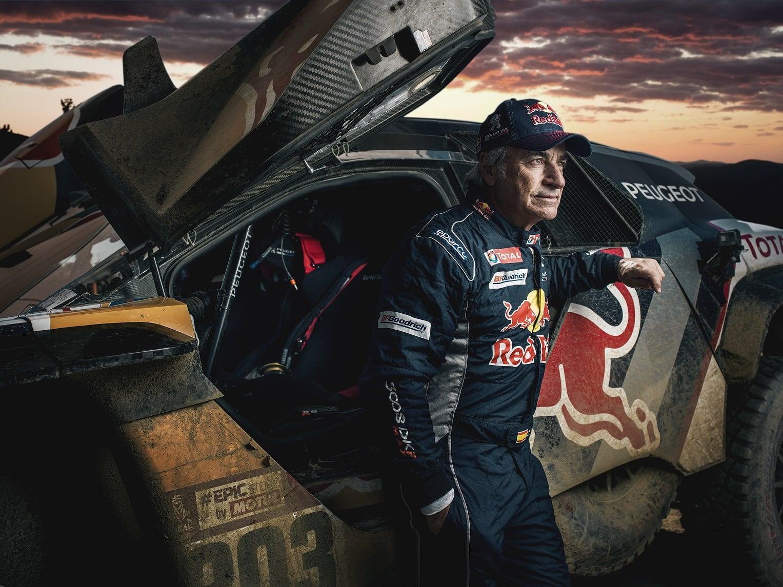 Carlos Sainz ha ganado el Dakar