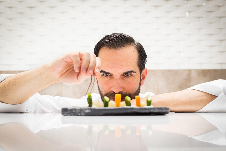 """Mario Sandoval: """"Ciencia y cocina van de la mano y son el futuro de la alimentación humana"""""""