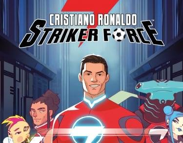 Comic de Cristiano Ronaldo