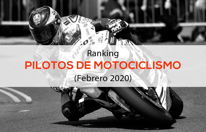 Ranking Pilotos Motociclismo