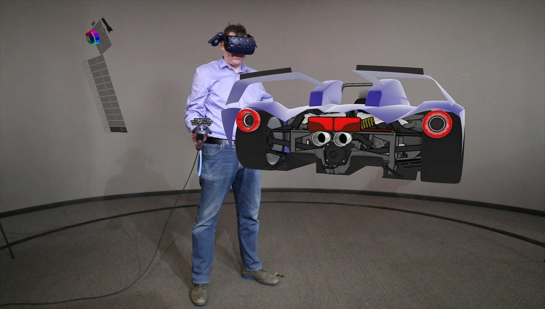 Realidad virtualidad y coches del futuro