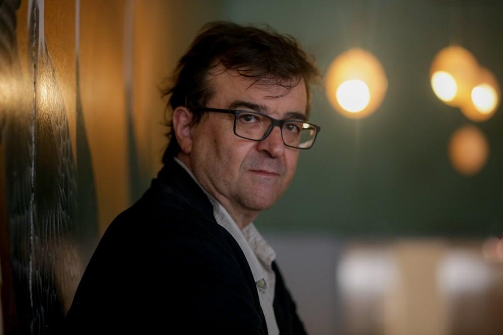 Javier Cercas y su último libro