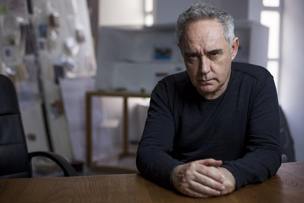 Ferran Adriá para revista Influencers
