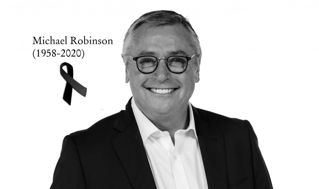 Fallece Michael Robinson
