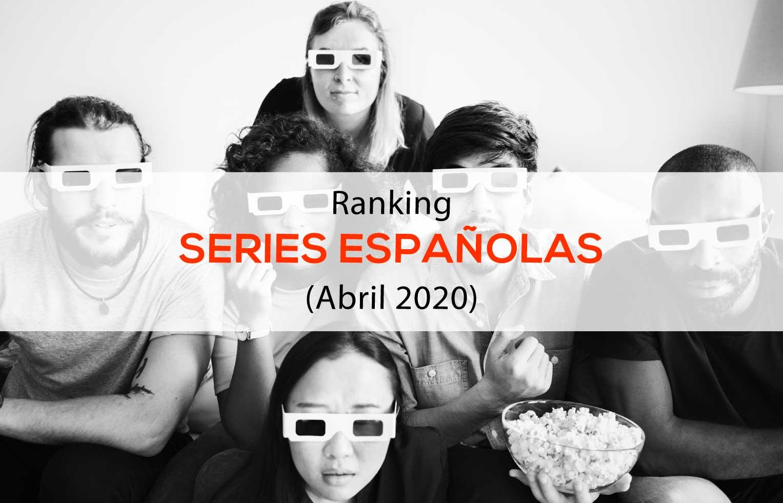 Ranking Series Españolas