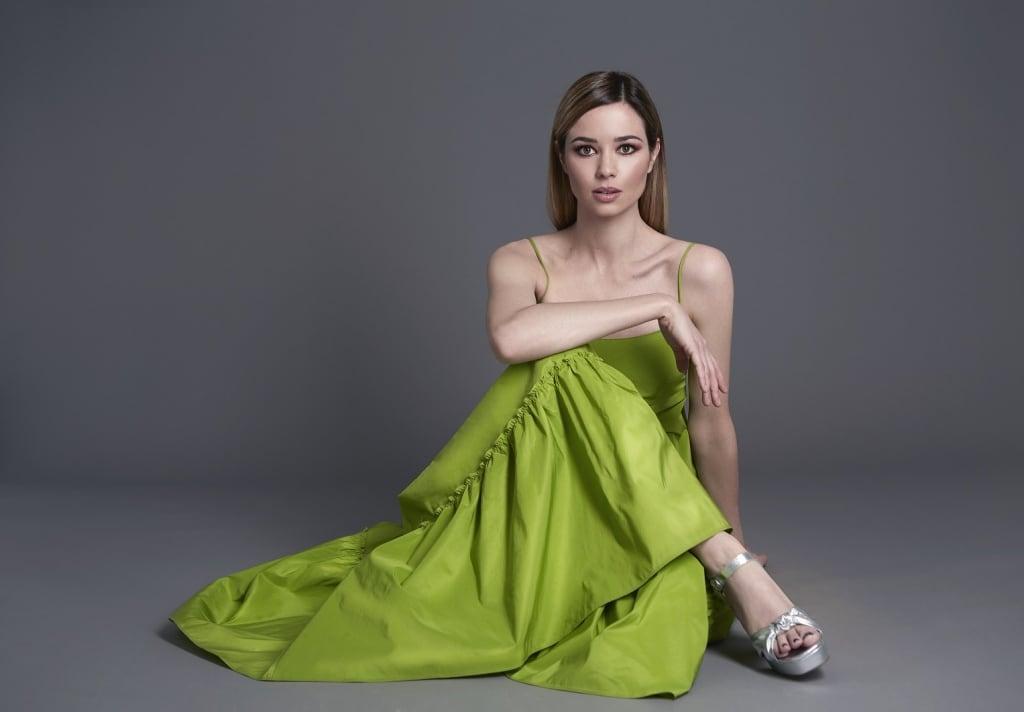 Dafne Fernández, para revista Influencers