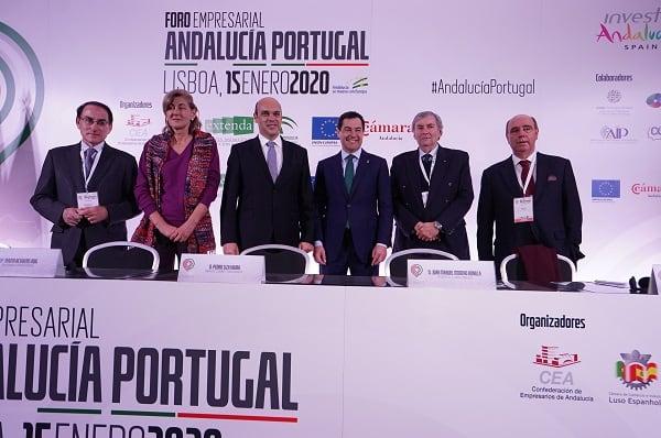 Foro Empresarial Andalucía-Portugal 2020 Extenda