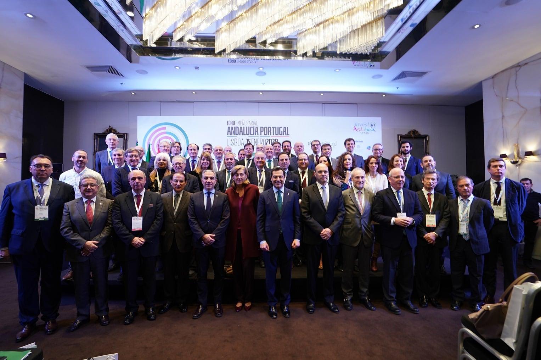 Andalucía y Portugal, unidos por los negocios
