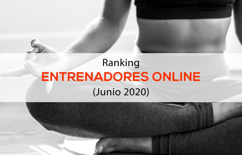 Ranking Entrenadores Online