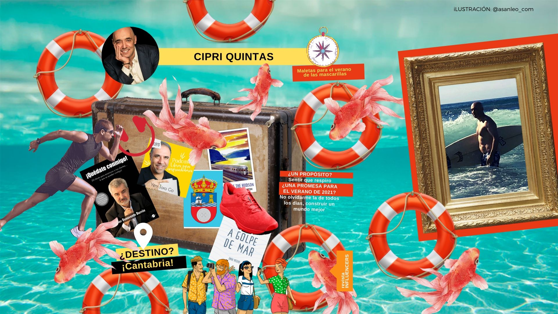 Cipri Quintas maleta