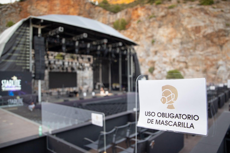 Starlite Catalana Occidente: un referente en la nueva era de conciertos Covid Free