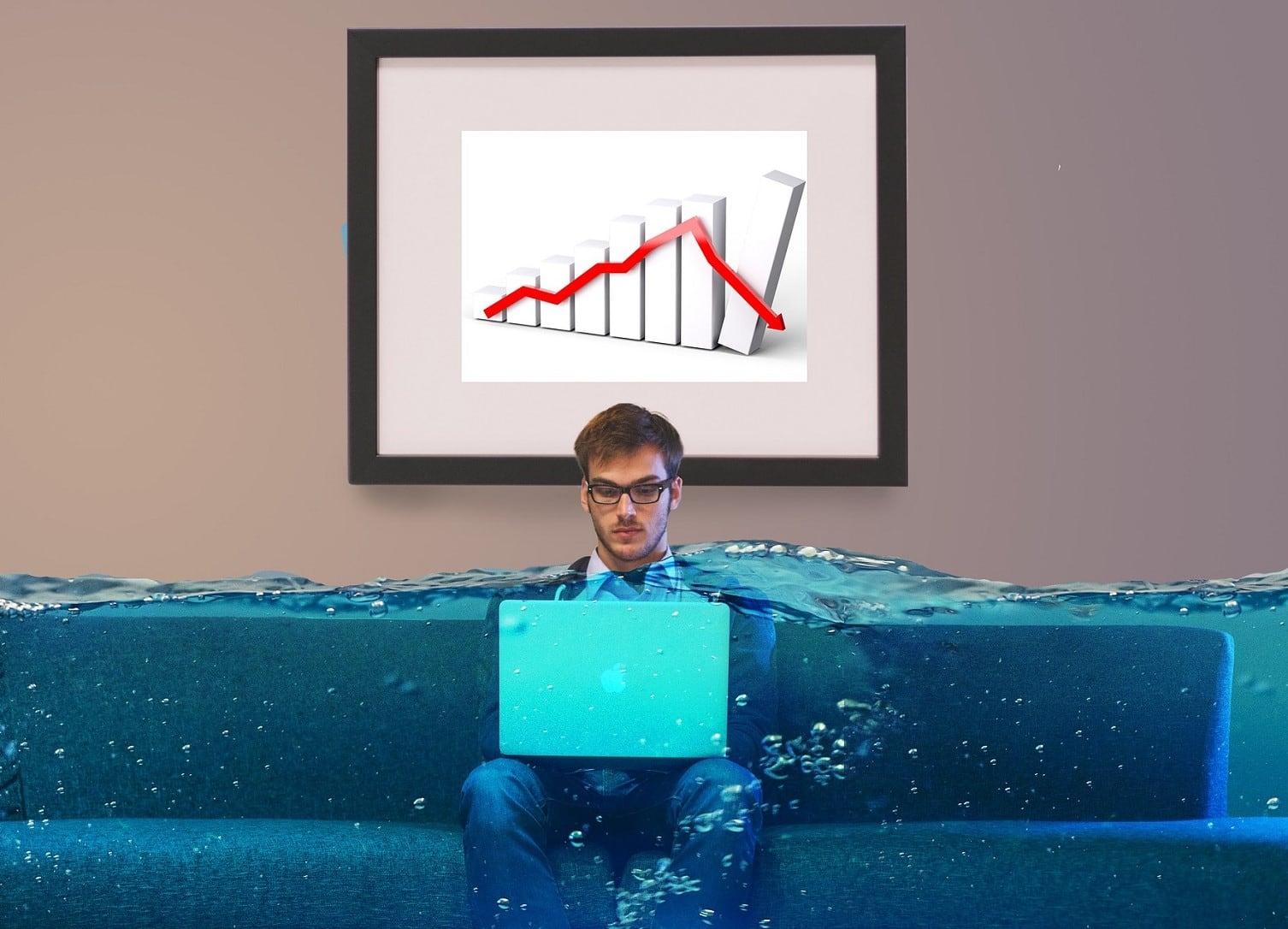 Las insolvencias de empresas a nivel mundial aumentarán un 26%