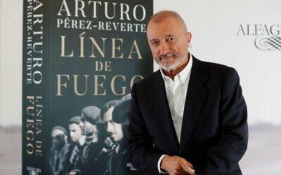 Pérez-Reverte lanza su nueva bomba literaria