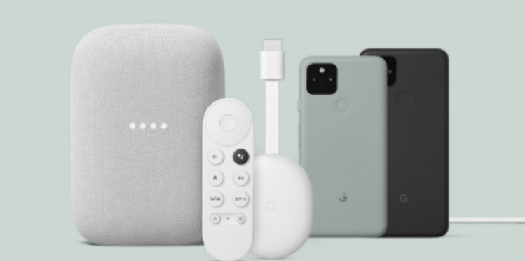 Google presenta su nueva gama de productos en un evento online