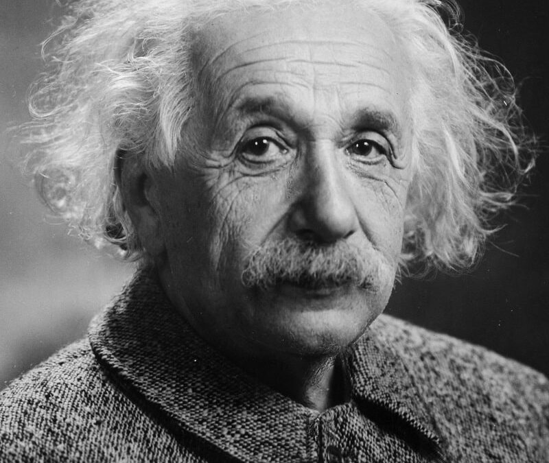 Influencers que cambiaron el mundo: Albert Einstein