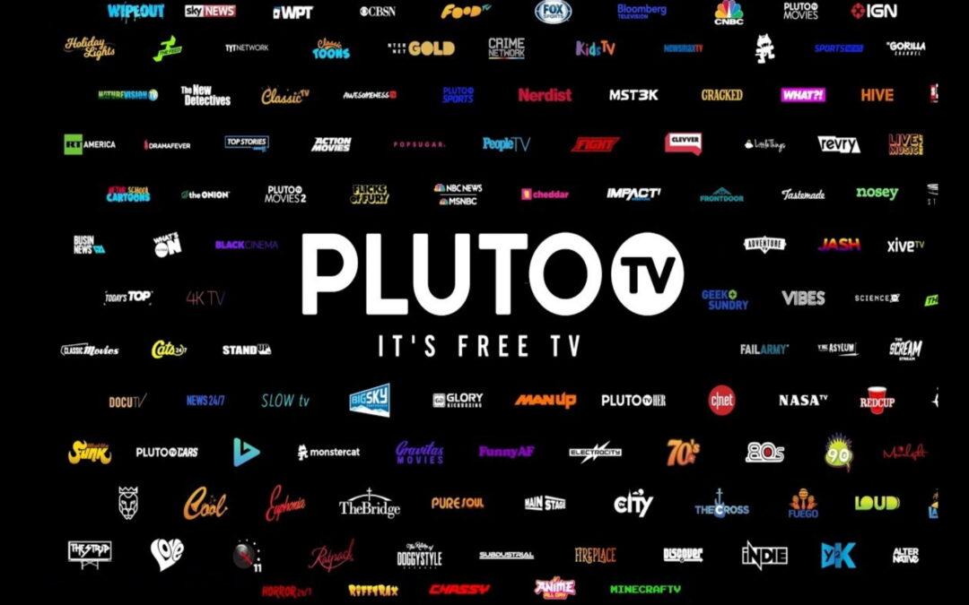 Pluto TV desembarca en España: la primera plataforma de contenido en streaming gratis