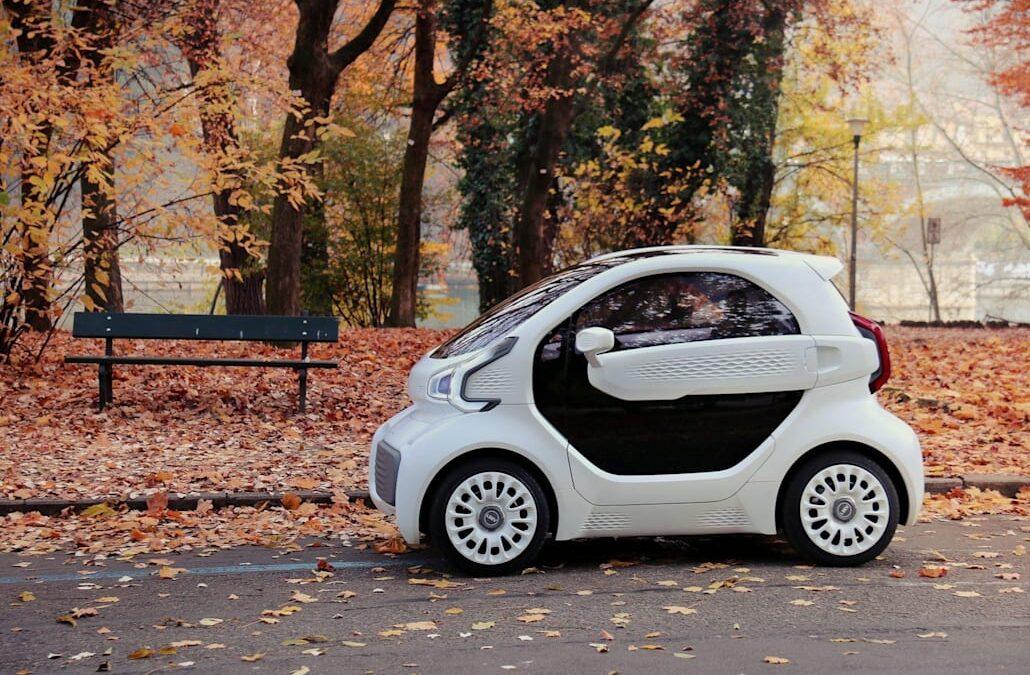 Revolución en los vehículos producidos con impresión 3D
